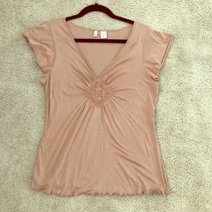 Moth top from Anthropologie
